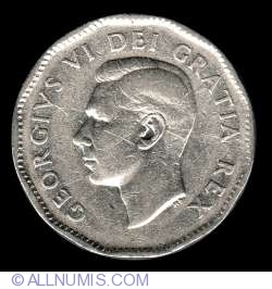 Image #1 of 5 Cents 1949