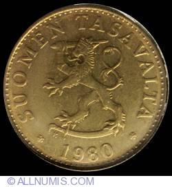 Image #1 of 50 Pennia 1980