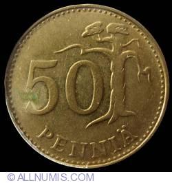Image #2 of 50 Pennia 1980