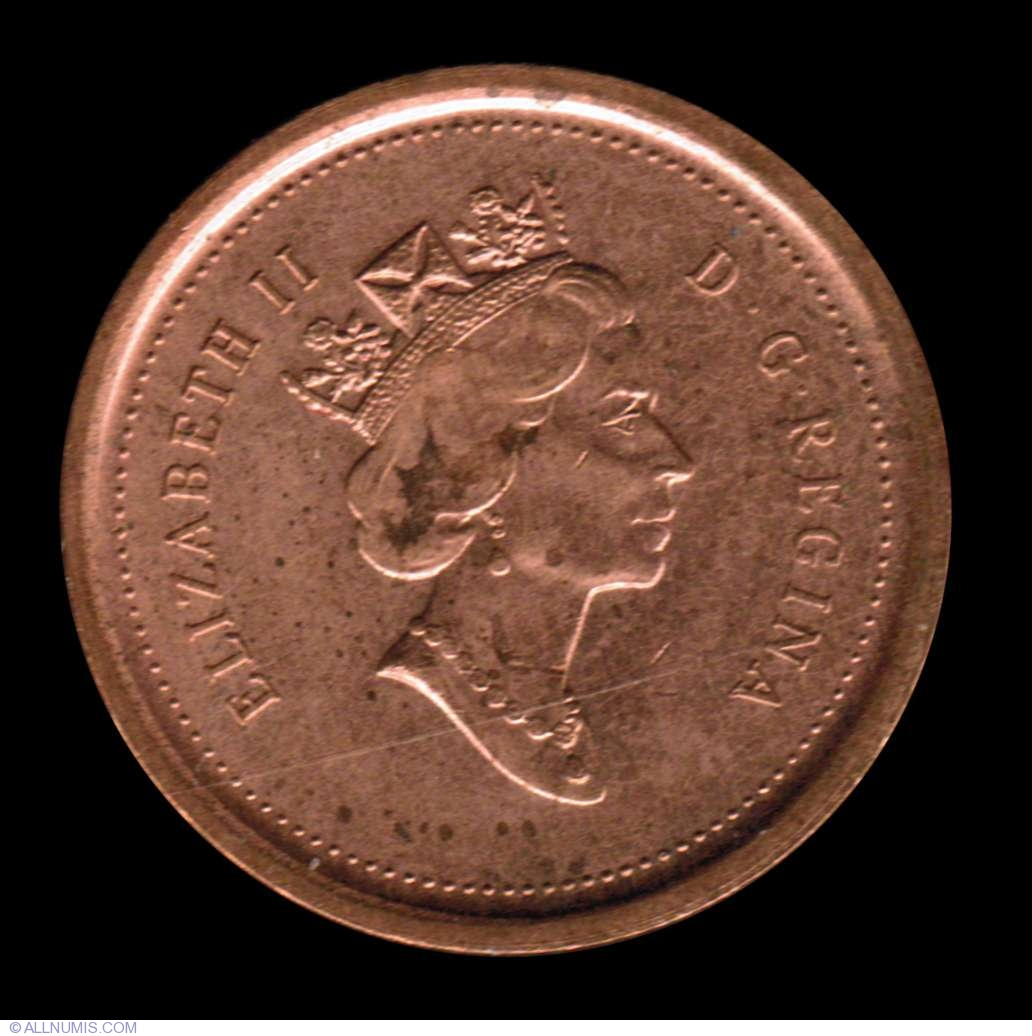 1 Cent 1995