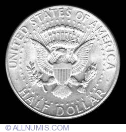 Image #2 of Half Dollar 1964 P