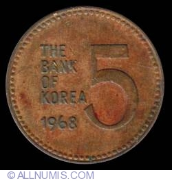 5 Won 1968