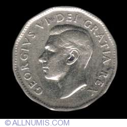 Image #1 of 5 Cents 1951 - 200 years since nickel identification