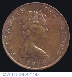 Image #1 of 2 Pence 1979 AH