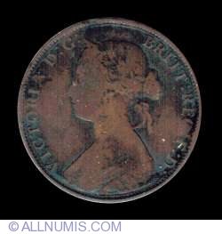 Image #1 of 1 Cent 1864
