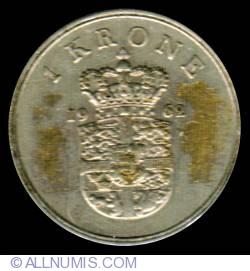 Imaginea #2 a 1 Krone 1962