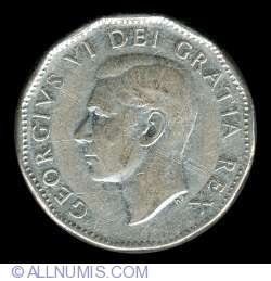 Image #1 of 5 Cents 1951
