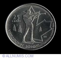 Image #2 of 25 Cents 2007 - Biathlon