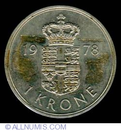 Image #2 of 1 Krone 1978