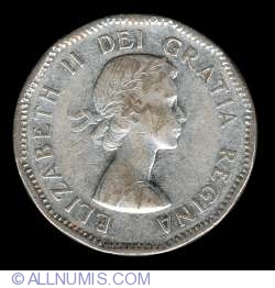 Image #1 of 5 Cents 1954