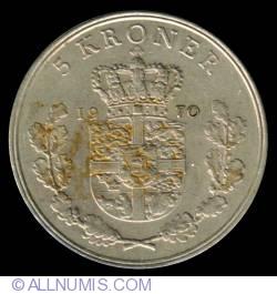 Image #2 of 5 Kroner 1970