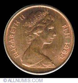 Image #1 of 1 Cent 1969