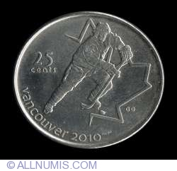 Image #2 of 25 Cents 2007 - Ice Hockey