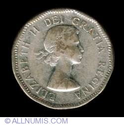 Image #1 of 5 Cents 1953 (no strap)