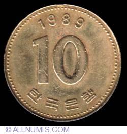 Image #2 of 10 Won 1989