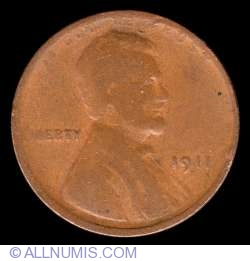 Image #1 of Lincoln Cent 1911