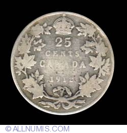 Image #2 of 25 Cents 1912