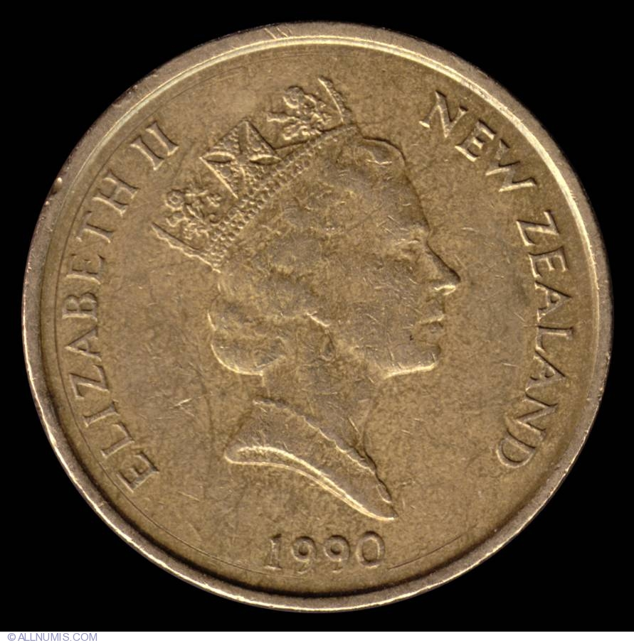 two dollar coin nz