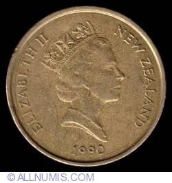 Image #1 of 2 Dollars 1990