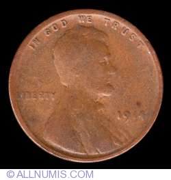 Image #1 of Lincoln Cent 1914