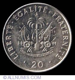 Imaginea #2 a 20 Centimes 1995