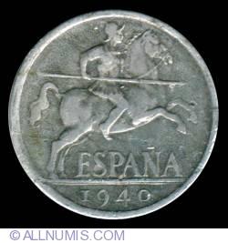 Imaginea #1 a 10 Centimos 1940