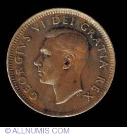 Image #1 of 1 Cent 1952