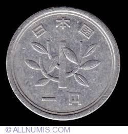 1 Yen 1974 (year 49)