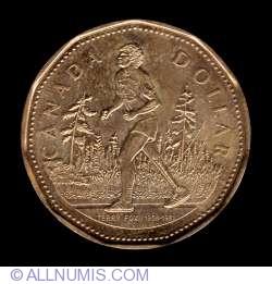 1 Dollar 2005 - Terry Fox