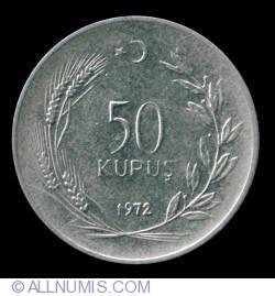50 Kurus 1972
