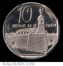Image #2 of 10 Centavos 1996