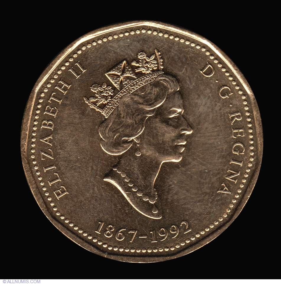 1 Dollar 1992 - Parliamentul, Commemorative - History ...
