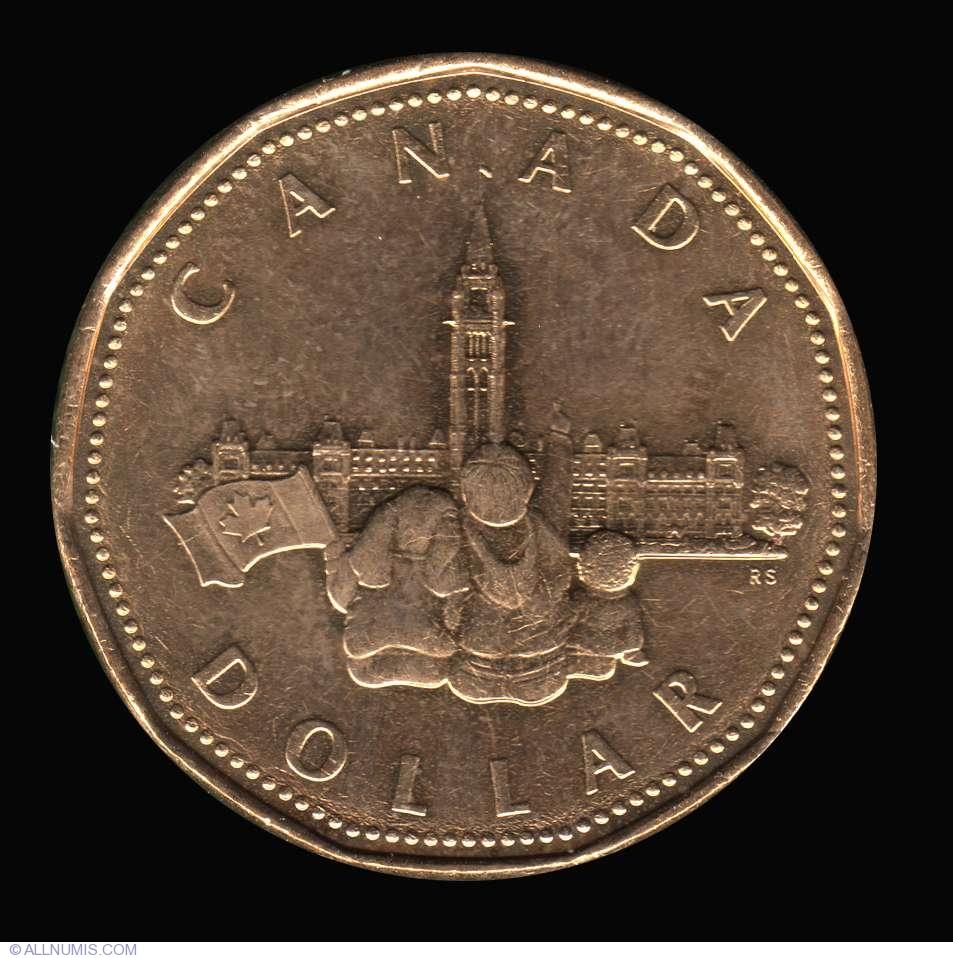 1 Dollar 1992 Parliamentul Commemorative History