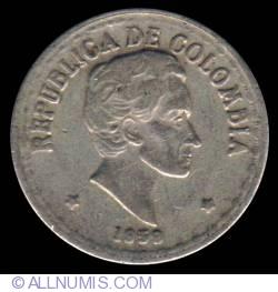 Image #1 of 20 Centavos 1959