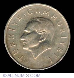 Image #2 of 25,000 (25 BIN) Lira 1996