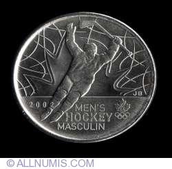 Image #2 of 25 Cents 2009 - Men's Hockey