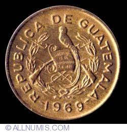 Image #1 of 1 Centavo 1969