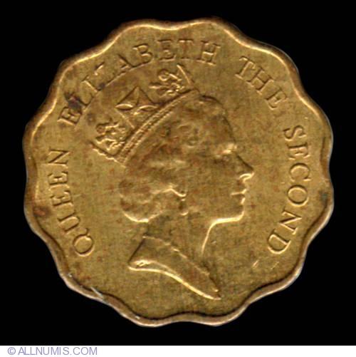 1991  20 cent  unc coin