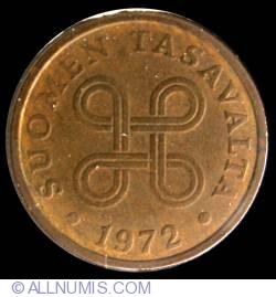 5 Pennia 1972