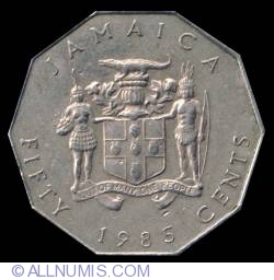 Image #1 of 50 Cents 1985