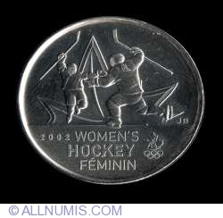 Image #2 of 25 Cents 2009 - Women's Hockey