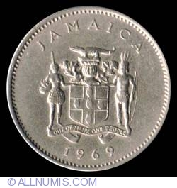 Image #1 of 10 Cents 1969