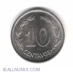 Imaginea #2 a 10 Centavos 1937 HF
