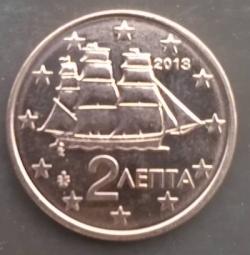 2 Euro Cent 2013