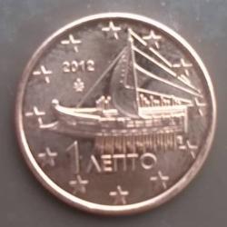 1 Euro Cent 2012