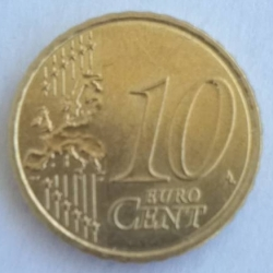 Image #1 of 10 Euro Cent 2013