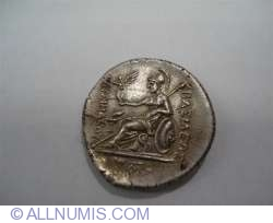 Tetradrachm Lysimachus ND (306-281 i.Hr.)
