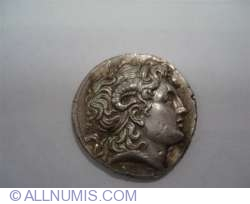 Image #1 of Tetradrachm Lysimachus ND (306-281 i.Hr.)