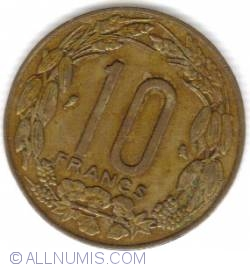 Image #1 of 10 Francs 1974