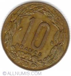 10 Francs 1974